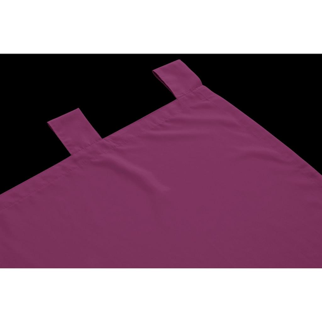 my home Vorhang »Raja«, blickdicht
