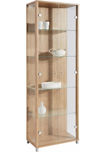 fif möbel Vitrine, 2-türig, 4 Glasböden kaufen