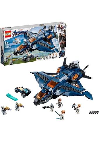 "LEGO® Konstruktionsspielsteine ""Ultimativer Avengers - Quinjet (76126), LEGO® Marvel Super Heroes™"", Kunststoff kaufen"