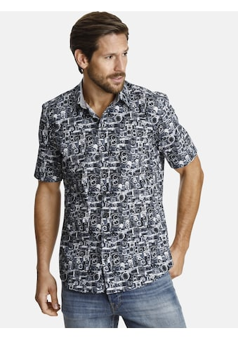 SHIRTMASTER Kurzarmhemd »paparazzo« kaufen