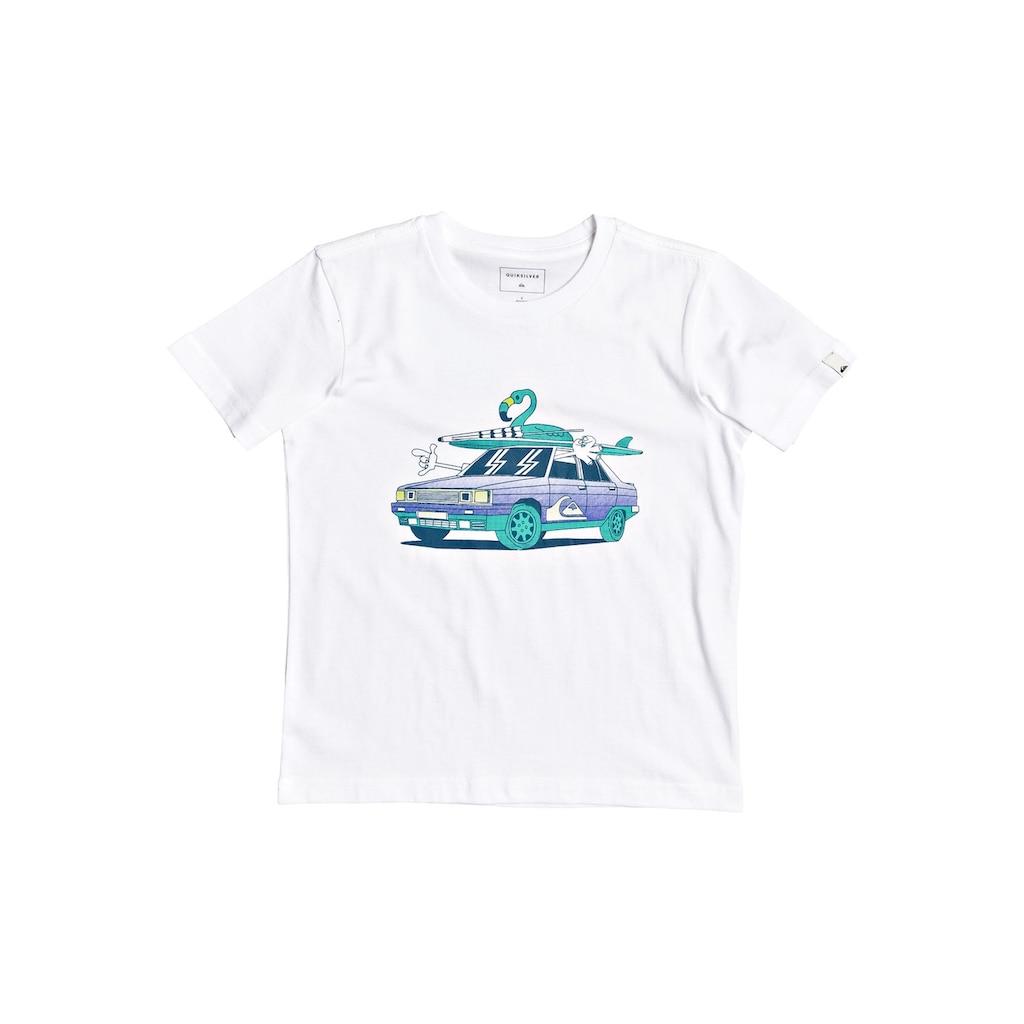 Quiksilver T-Shirt »Rad Digital Time«
