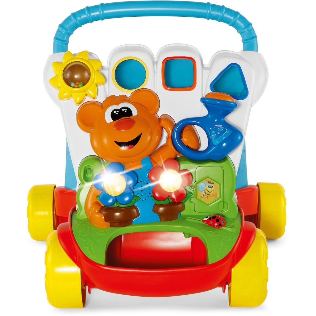 Chicco Lauflernwagen »2-in-1 Baby Gärtner«, mit Licht und Sound