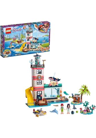"""LEGO® Konstruktionsspielsteine """"Leuchtturm mit Flutlicht (41380), LEGO® Friends"""", Kunststoff, (602 - tlg.) acheter"""