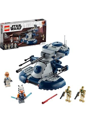 LEGO® Konstruktionsspielsteine »Armored Assault Tank (AAT™) (75283), LEGO® Star... kaufen