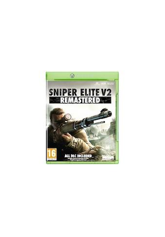 Spiel »Sniper Elite V2 Remastered«, Xbox One, Standard Edition kaufen