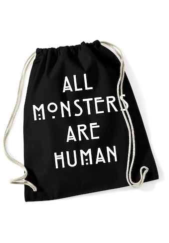 American Horror Story Turnbeutel »American Horror Story All Monsters Bag« kaufen
