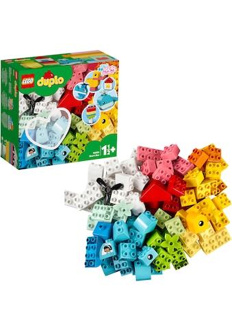 LEGO® Konstruktionsspielsteine »Mein erster Bauspass (10909), LEGO® DUPLO®«, (80 St.),... kaufen