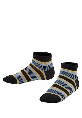 FALKE Sneakersocken Mixed Stripe (1 Paar) kaufen