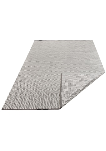 Teppich, »Kauko«, My HOME, rechteckig, Höhe 7 mm, handgewebt kaufen