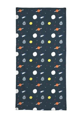 """Handtuch """"Planets Pattern"""", Juniqe kaufen"""