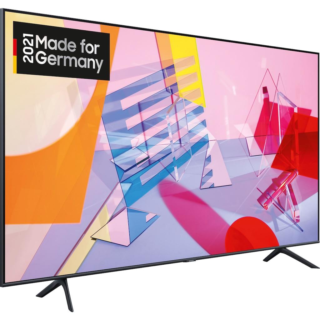 "Samsung QLED-Fernseher »GQ43Q60TGU«, 108 cm/43 "", 4K Ultra HD, Smart-TV"