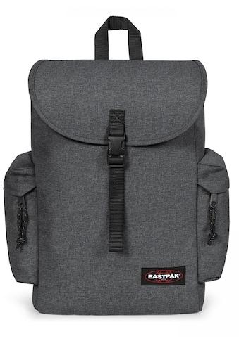 Eastpak Laptoprucksack »AUSTIN+, Black Denim« kaufen