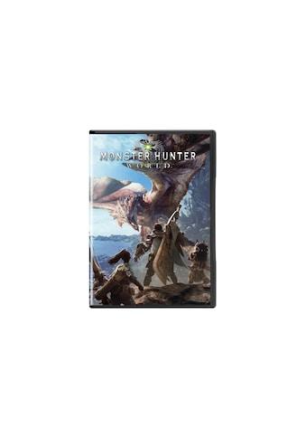 Monster Hunter World, Capcom kaufen