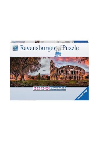 Ravensburger Puzzle »Colosseum im Abendrot« kaufen