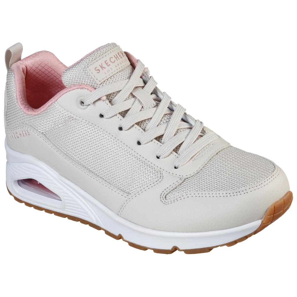 Skechers Wedgesneaker »UNO«, mit Luftkammernsohle
