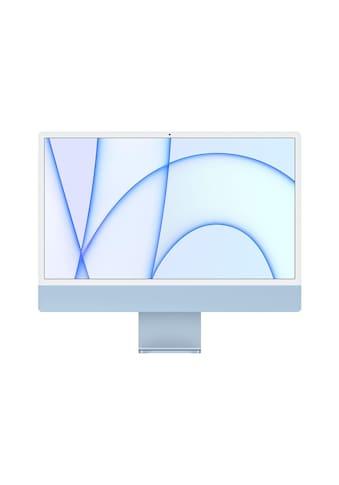 """Apple iMac »iMac (2021), 24"""", 4K Retina, 8GB RAM, 256 GB Speicherplatz«, MGPK3SM/A kaufen"""
