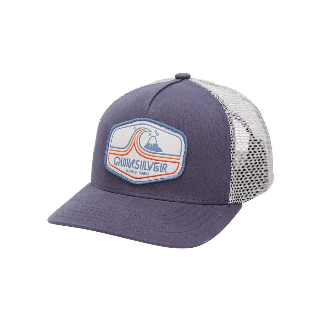 Quiksilver Trucker Cap »Tweaked Out«