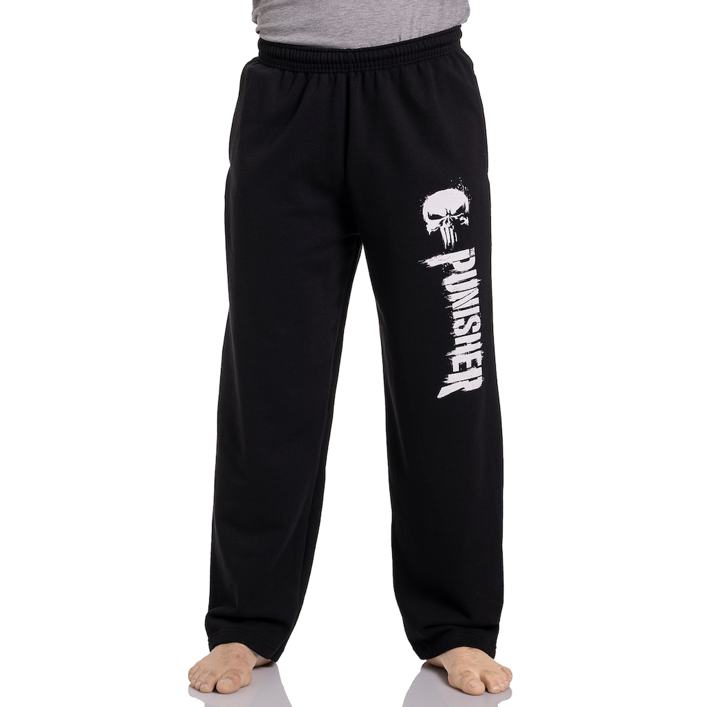 MARVEL Jogginghose »The Punisher Logo Jog Pants«
