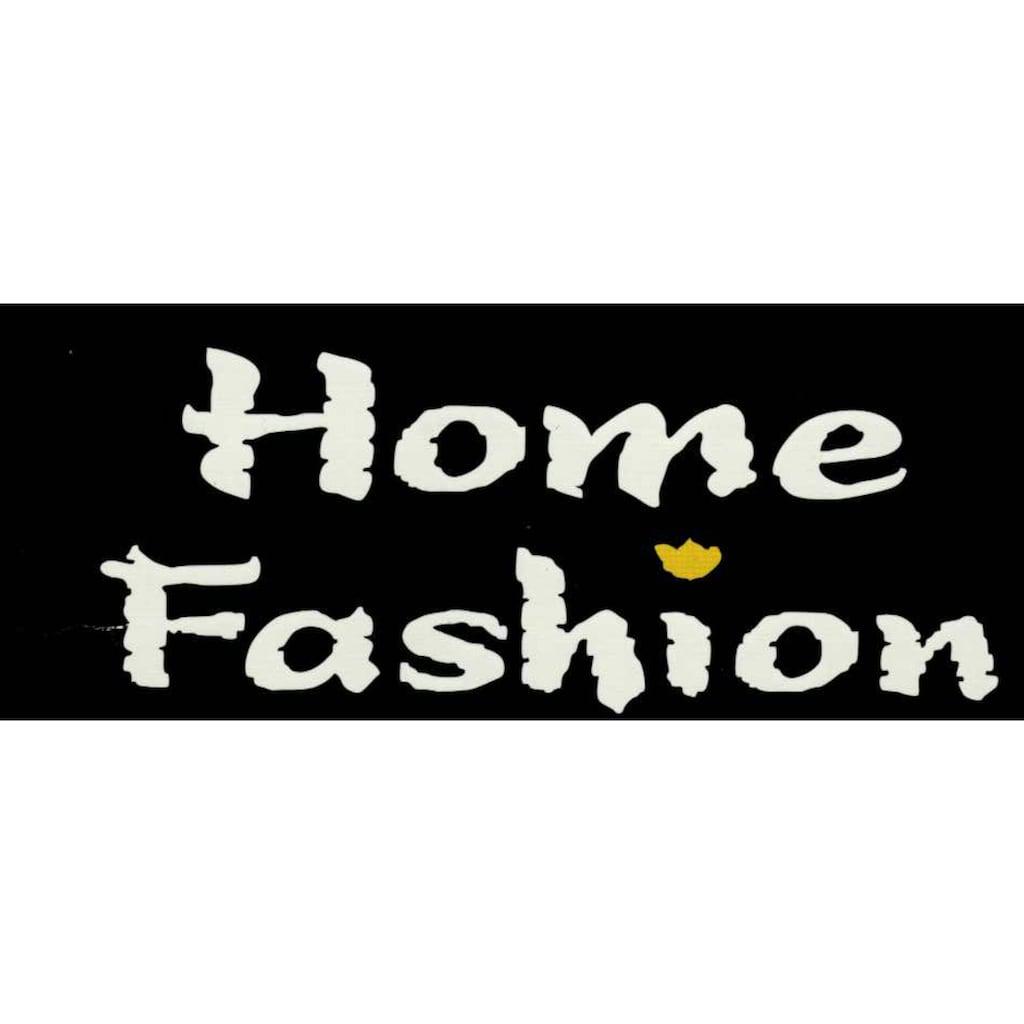 HOME FASHION Bettbezug »Galaxy Digitaldruck«, (1 St.), verdeckter Reissverschluss