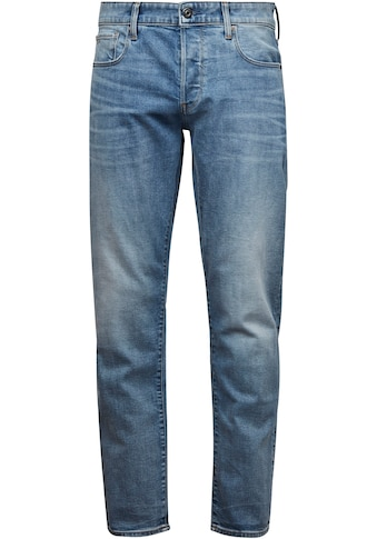 G-Star RAW Regular-fit-Jeans »3301 Straight Tapered« kaufen