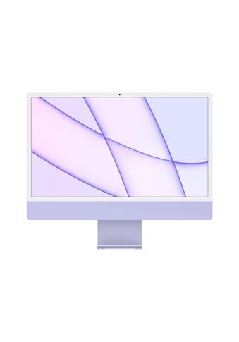 """Apple iMac »iMac (2021), 24"""", 4K Retina, 8GB RAM, 2 TB Speicherplatz«, Z130SM/A kaufen"""