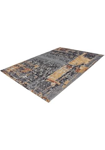 Arte Espina Teppich »Blaze 500«, rechteckig, 8 mm Höhe, Vintage Design, mit Baumwolle... kaufen