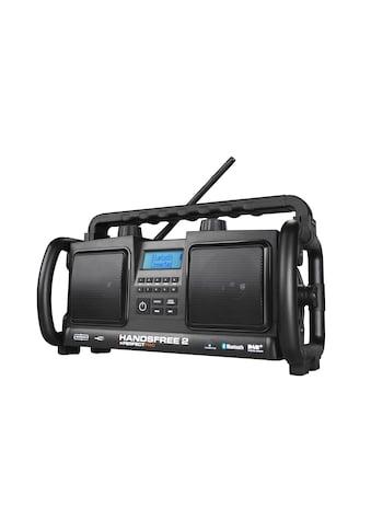 DAB+ Radio, Perfectpro, »HANDSFREE 2 Schwarz« kaufen
