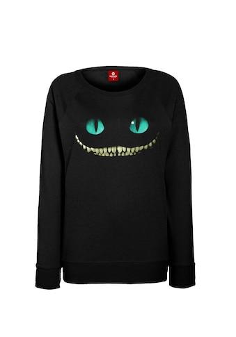 Disney Sweatshirt »Alice in Wonderland Smile« kaufen