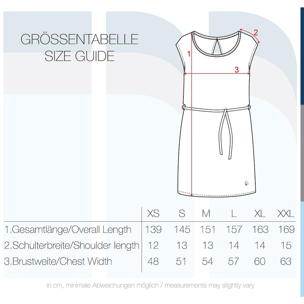 Blendshe Blusenkleid »Amaia«, Sommerkleid in Crêpe Qualität