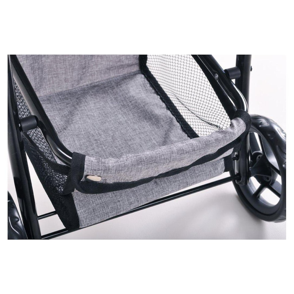 Knorrtoys® Puppenbuggy »Liba jeans grey«