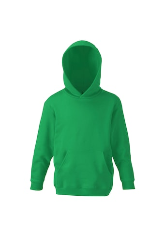 Fruit of the Loom Kapuzenpullover »Kinder Unisex Kapuzen Pullover Klassik 80/20« kaufen