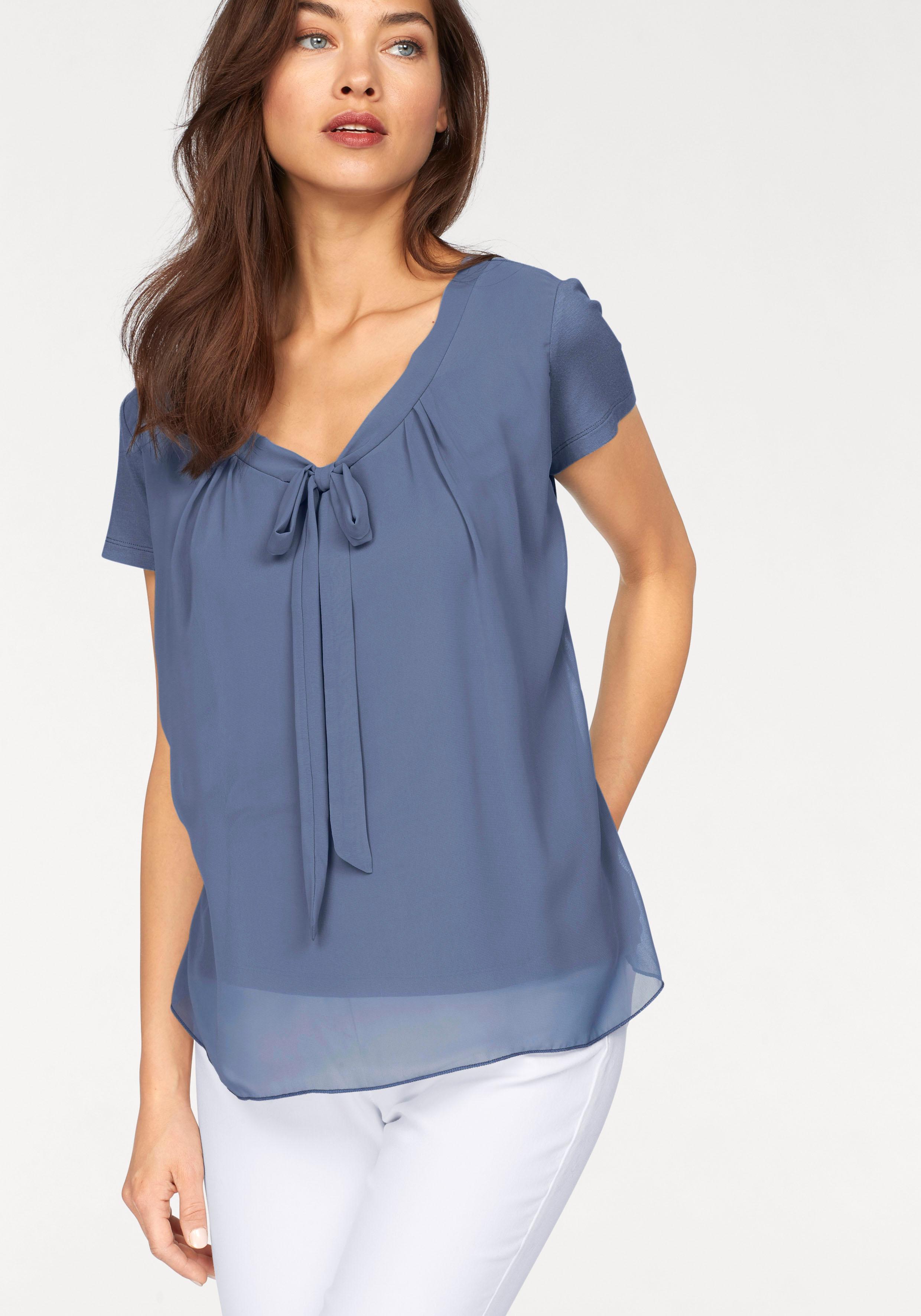 Image of Aniston SELECTED Shirtbluse