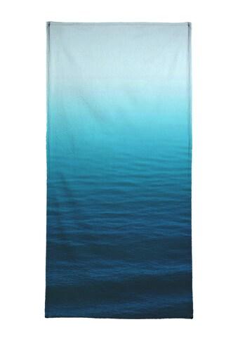 "Handtuch ""Deep Blue"", Juniqe kaufen"