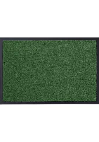 HANSE Home Fussmatte »Garden Brush«, rechteckig, 9 mm Höhe, Fussabstreifer, Fussabtreter, Schmutzfangläufer, Schmutzfangmatte, Schmutzfangteppich, Schmutzmatte, Türmatte, Türvorleger, In- und Outdoor geeignet kaufen