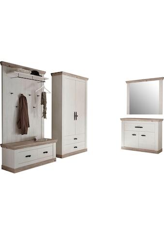 Home affaire Garderoben - Set »Florenz« (5 - tlg) kaufen