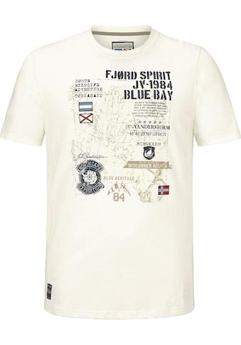 Jan Vanderstorm T - Shirt »VALTERI« kaufen