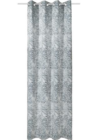 WILLKOMMEN ZUHAUSE by ALBANI GROUP Vorhang »Trier«, HxB: 245x135, Ösenschal kaufen