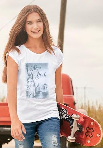 KIDSWORLD T-Shirt, in etwas weiterer Form kaufen