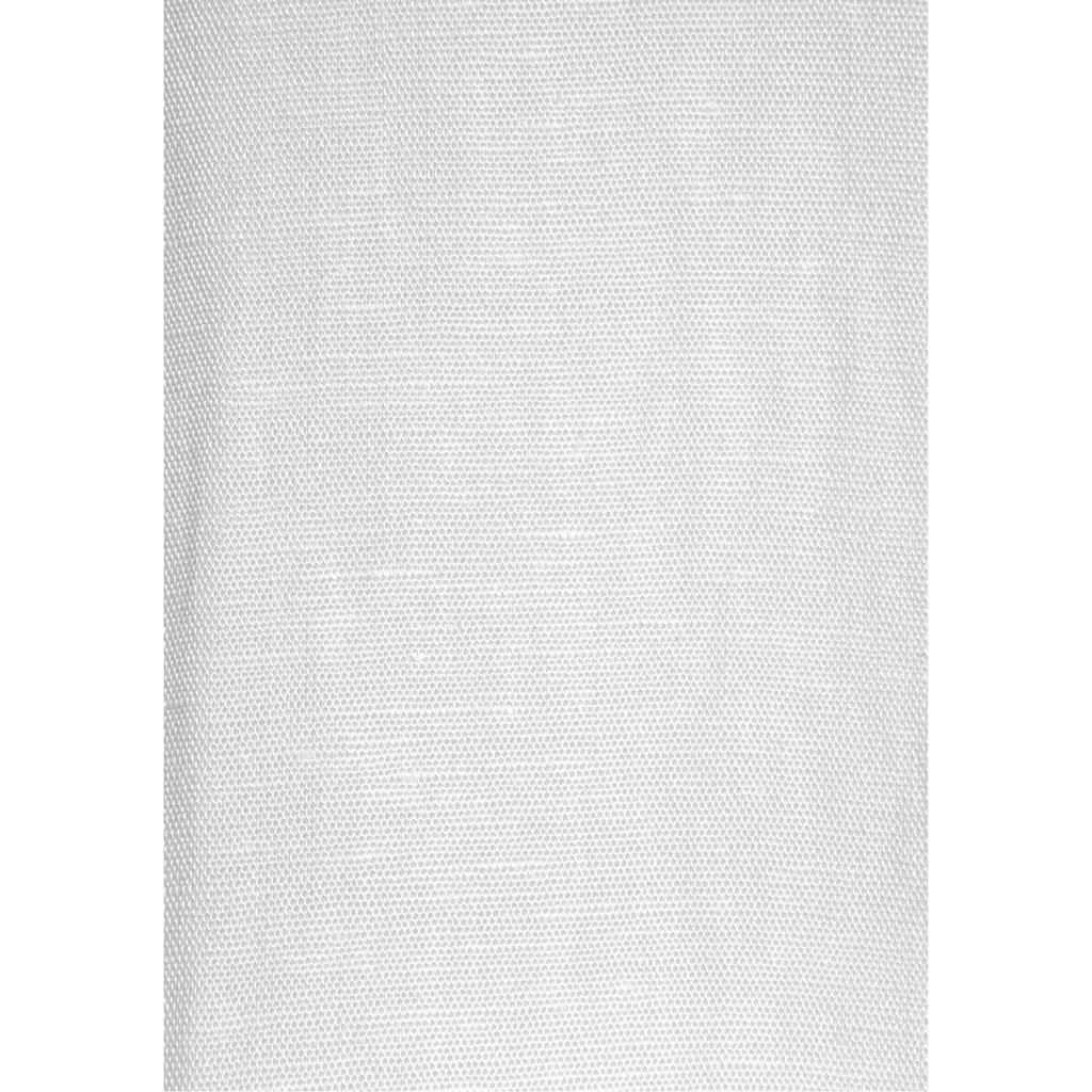 LASCANA Hemdbluse, aus Leinenmix