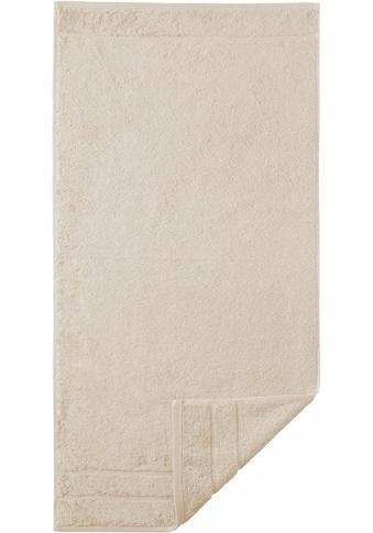 Egeria Badetuch »Prestige«, (1 St.), in Uni mit Bordüre kaufen