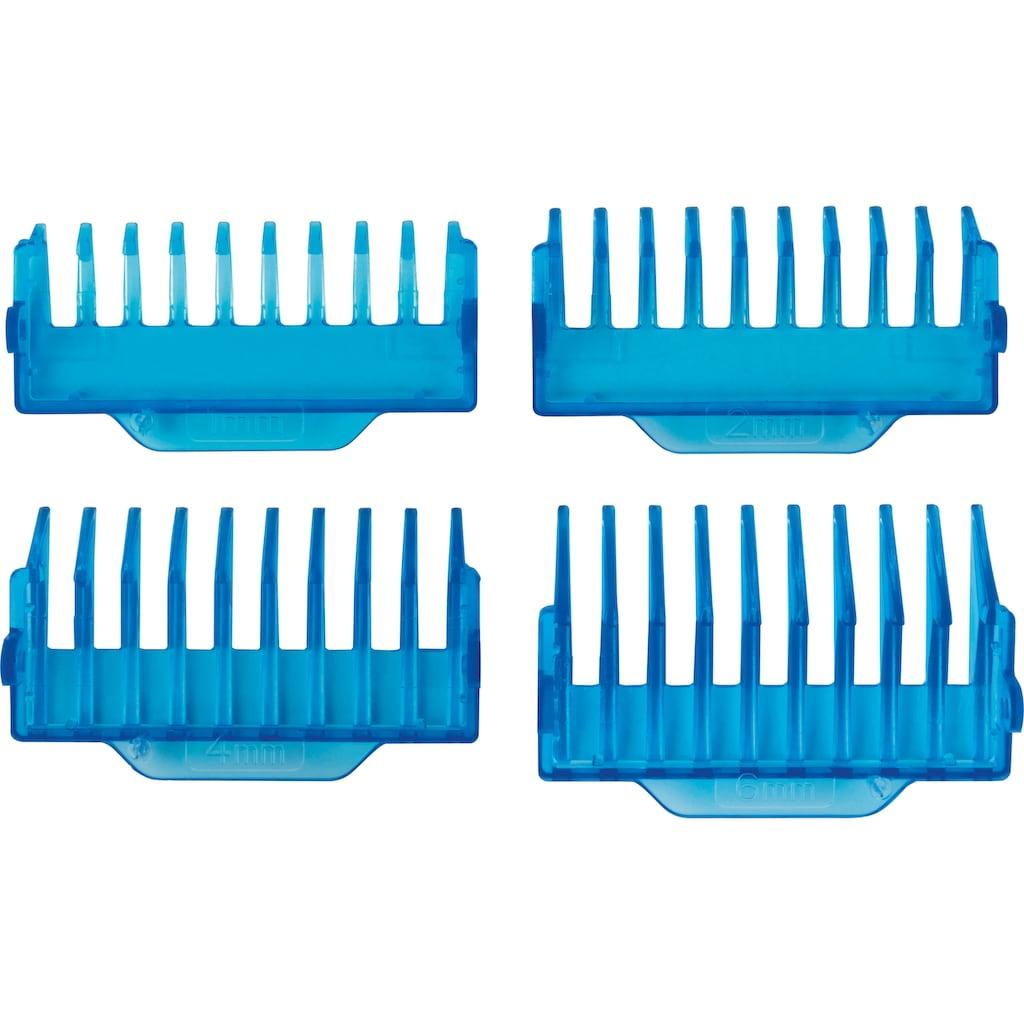 ProfiCare Multifunktionstrimmer »PC-BHT 3074«, 2 Aufsätze, 2in1 - Trimmer, Styler, Rasierer und Nasen-/Ohrhaarentferner