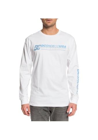 DC Shoes Langarmshirt »Longer« kaufen