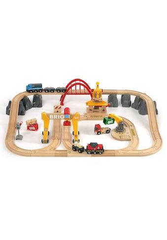 Eisenbahn, Brio, »Frachten Deluxe Set« kaufen