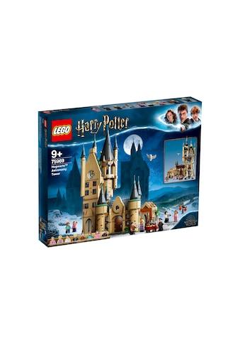LEGO® Spielbausteine »Astronomieturm auf Schloss Hogwarts« kaufen
