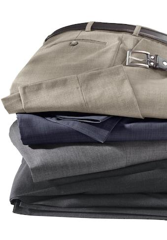 Classic Bundfalten - Hose mit elastischem Komfortbund kaufen