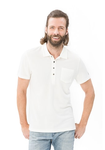 SUPER.NATURAL Poloshirt »M Comfort Piquet Polo«, feinster Merino-Materialmix kaufen