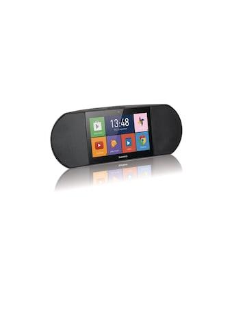 Lenco Smart Speaker »Diverso-700GY Schwarz« kaufen