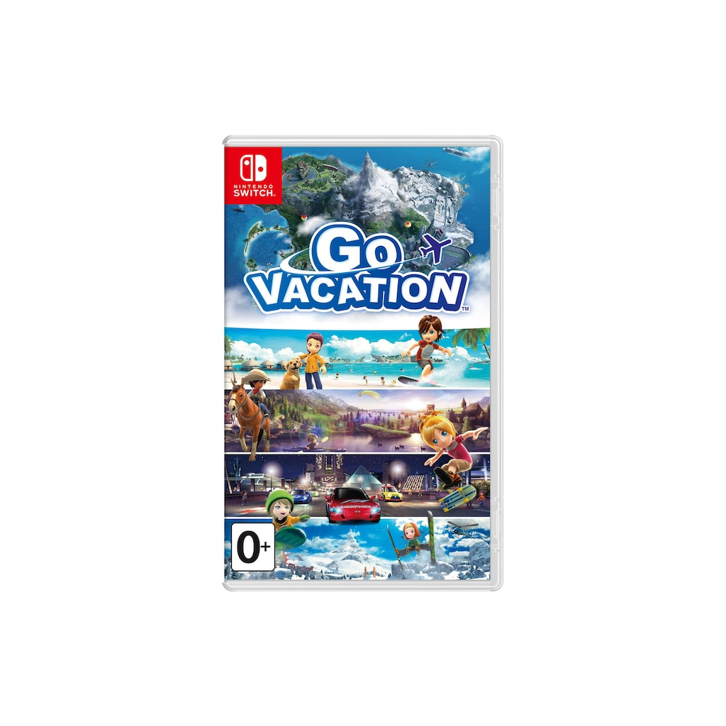 Nintendo Spiel »Go Vacation«, Nintendo Switch