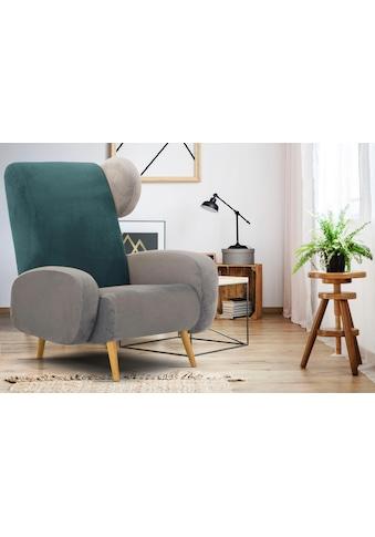 Home affaire Sessel »Gox«, in aussergewöhnlicher stylischer Optik kaufen