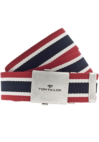 TOM TAILOR Stoffgürtel kaufen